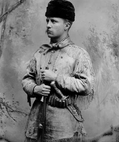 Teddy Roosevelt, National Parks Wildlife