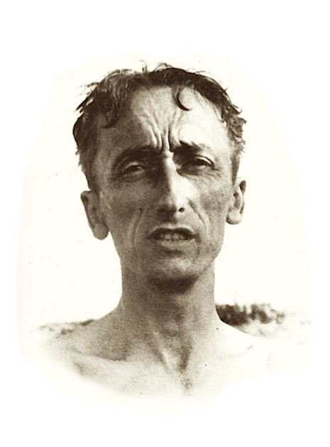 It was as a young sailor in the French Navy that he would first explore Cousteau's Undersea World.