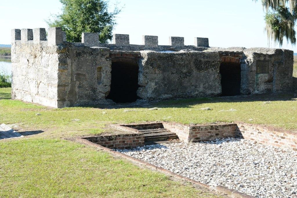 Fort Frederica   Georgia National Parks