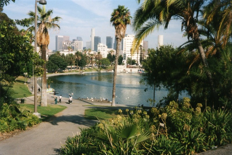 Macarthur park appeared in both movies and television shows.  Did you ever wonder if your favorite park did?    National Parks in Television Shows