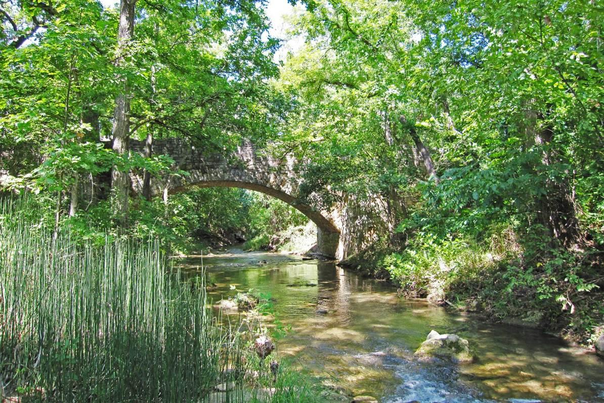 Chickasaw National Recreation Area Oklahoma