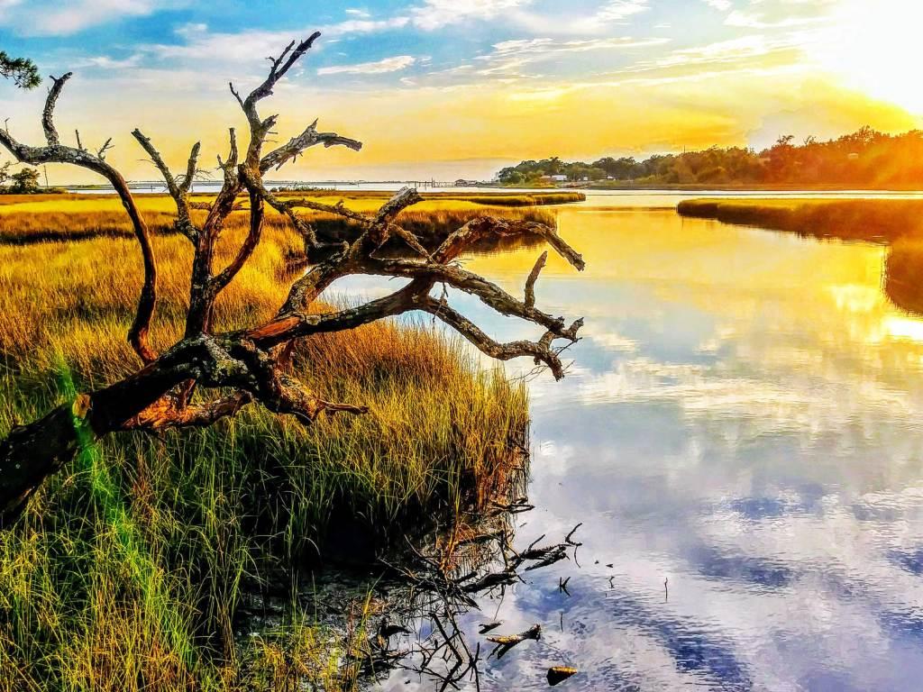 Gulf Islands National Seashore Florida