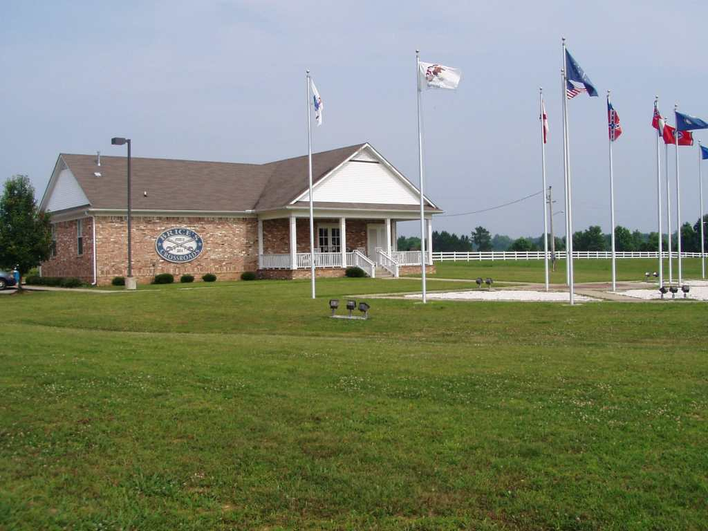 Brice Cross Roads Visitor Center | Mississippi National Parks