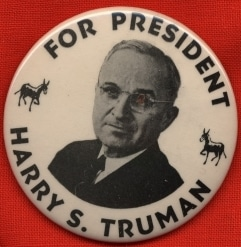 Truman wasn't the first choice of the party professionals   Missouri National Parks