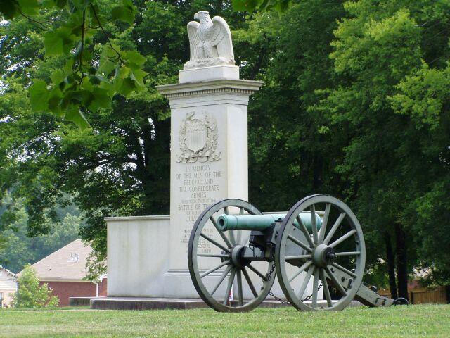 Tupelo National Battlefield Site | Mississippi National Parks