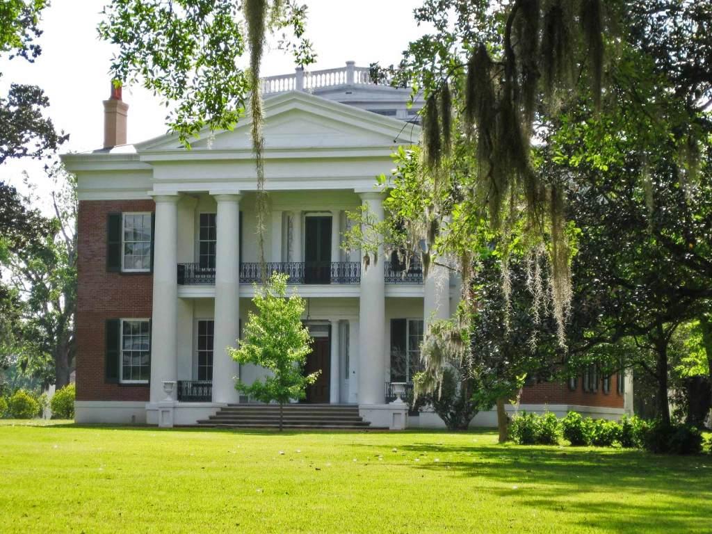 melrose mansion, natchez national historical park mississippi
