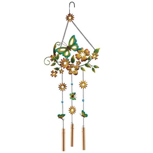 Floral Garden Wind Chime