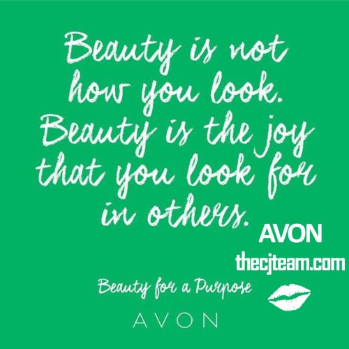 Beauty is not how you look. Beauty is the joy that you look for in others x