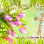 Happy & Blessed Easter