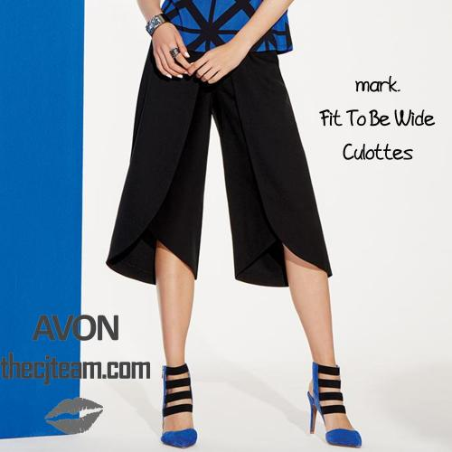 mark. Fit To Be Wide Culottes x