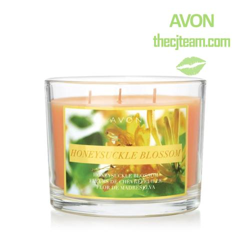 Honeysuckle Blossom Candle x