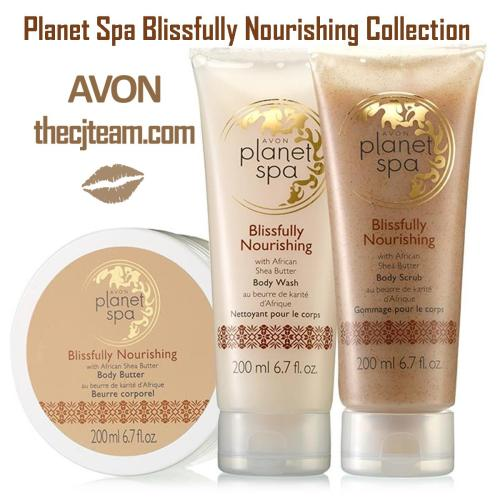 Planet Spa Blissfully Nourishing Collection x