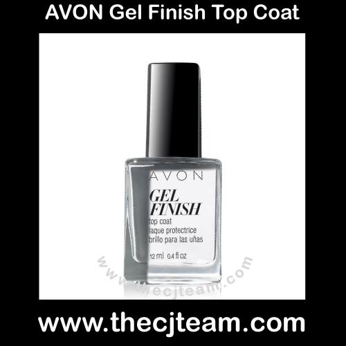 Gel Finish Top Coat x