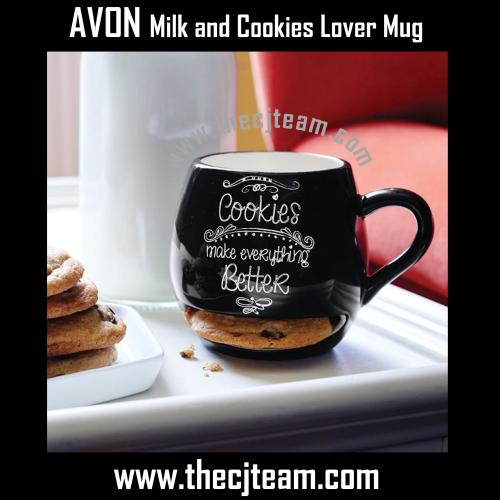 Milk and Cookies Lover Mug 3x