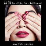 True Color Pro+ Nail Enamel