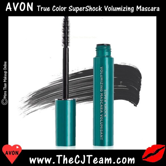 8a5c66f1833 Super volume, Avon True Color SuperShock Volumizing Mascara… Big and bold  mascara with a unique helix brush that layers your lashes.