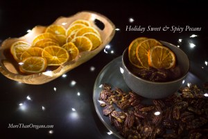 Holiday Sweet & Spicy Pecan Recipe