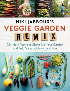 GiveAway! Remix Your Garden With Niki Jabbour's New Book