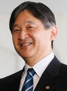 Crown Prince Naruhito of Japan