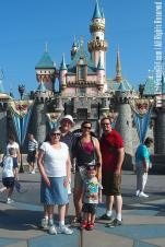 "The required ""in front of castle"" photo"