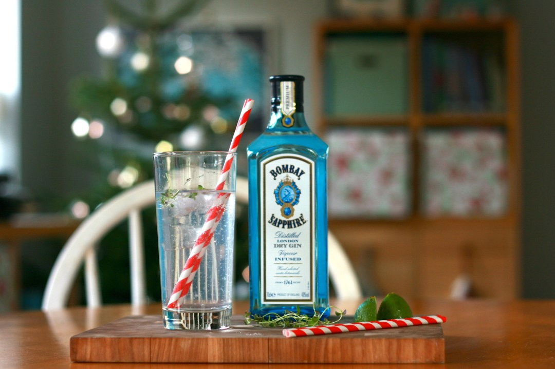 The Twelve Days of Ginmas - Gin & Thyme