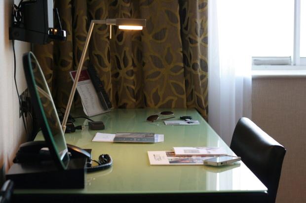 Desk at The Cavendish, London