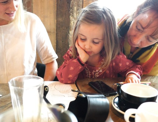 Lessons On Realism For My Daughter