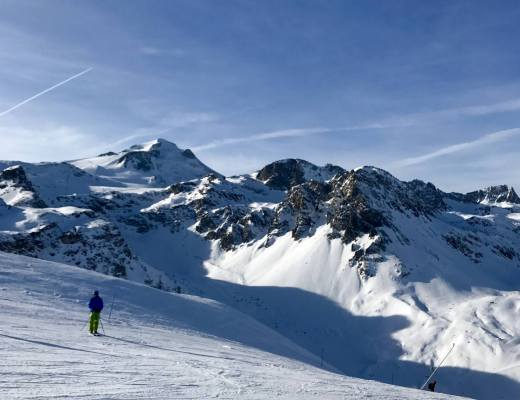 single parent ski holiday