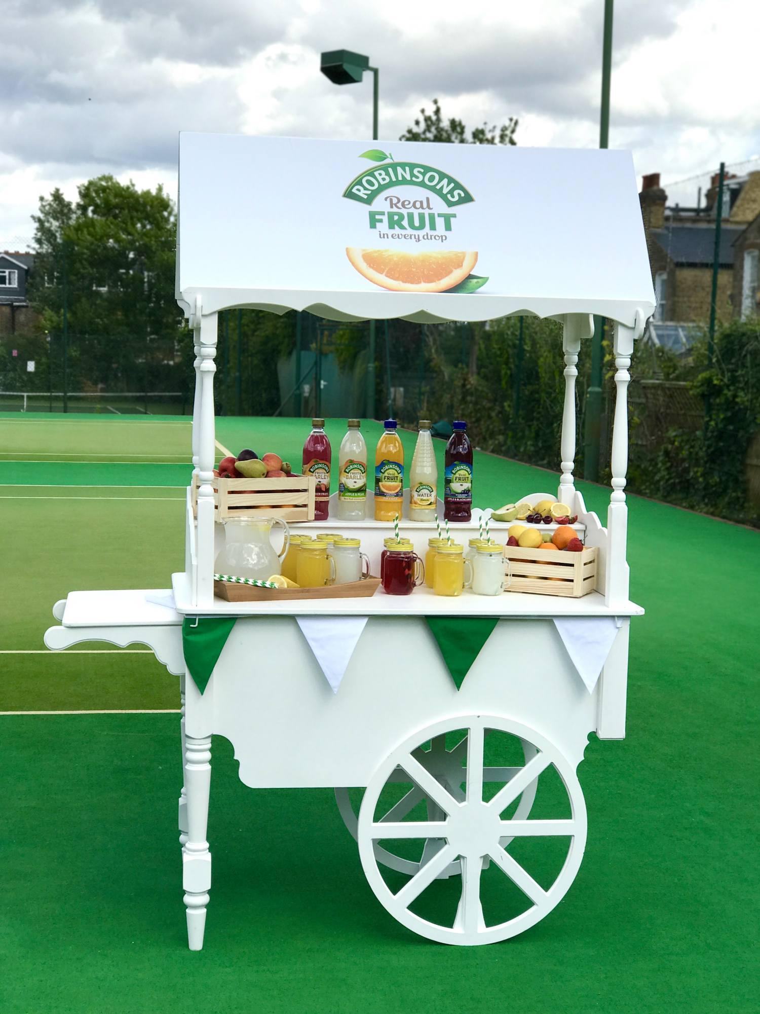 Wimbledon with Robinsons