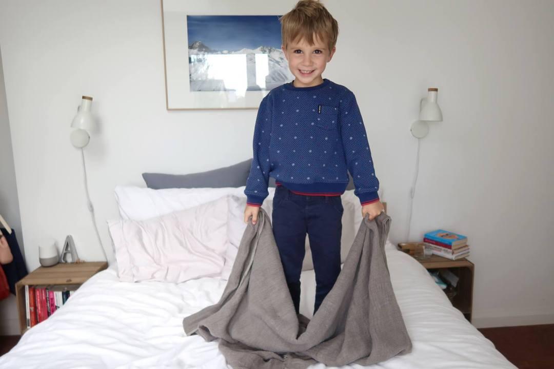 Natural Wool Bedding