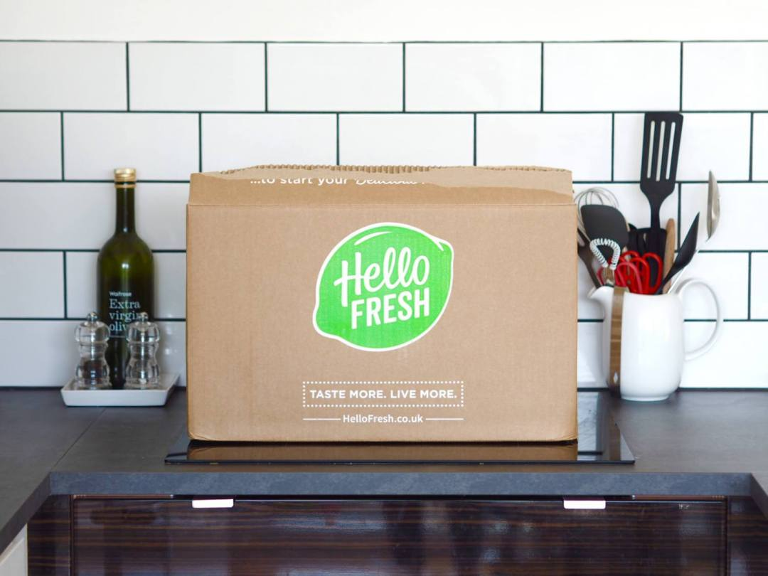 A HelloFresh Family Box Review