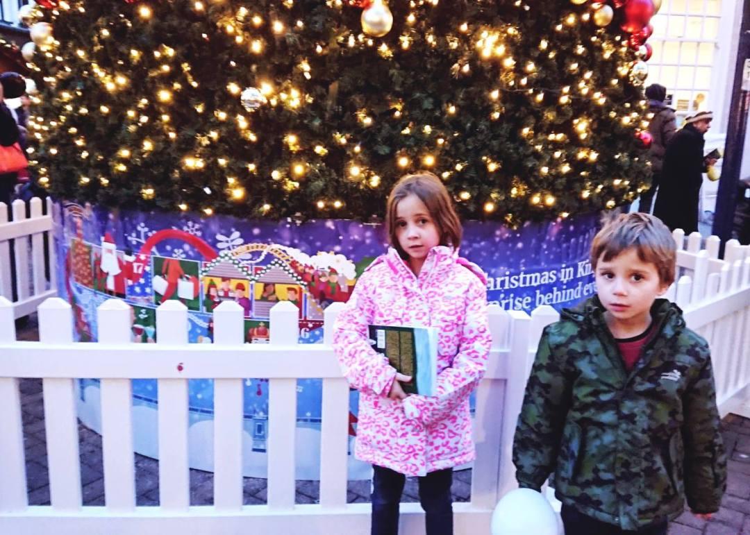Christmas at Kingston-Upon-Thames