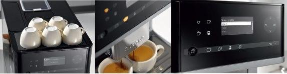 Miele-CM6 Coffee Espresso Machine System