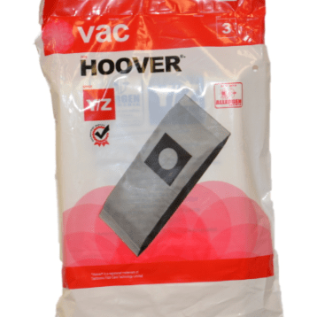 Hoover Type Y and Z Allergen Bags 3 Pack
