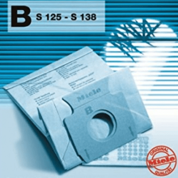 Miele Type B Paper Dustbags