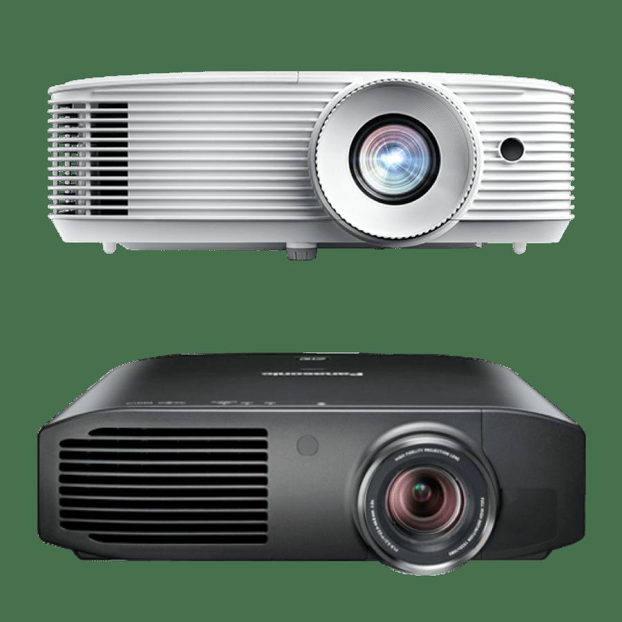 Projector Repair. Optoma projector, Panasonic projector