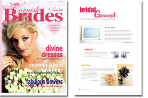 Cornish Brides Spring 2012