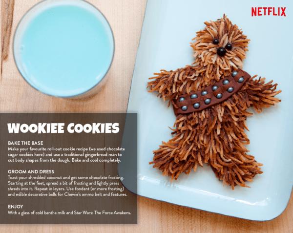 Wookie Cookie Recipe