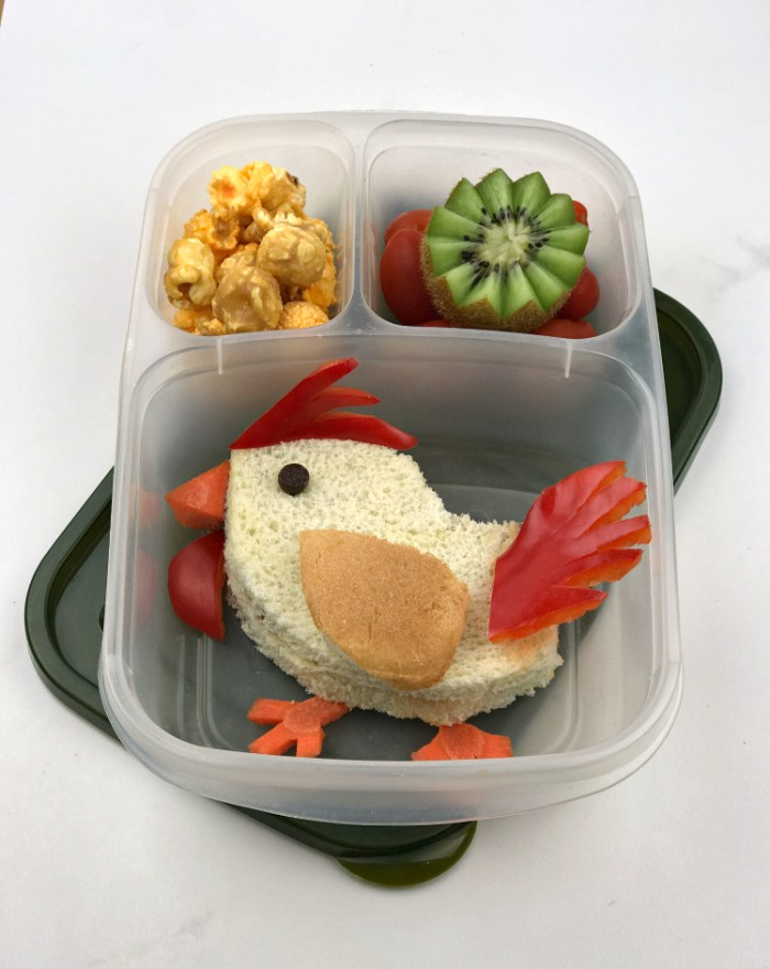 Rooster Bento Lunch