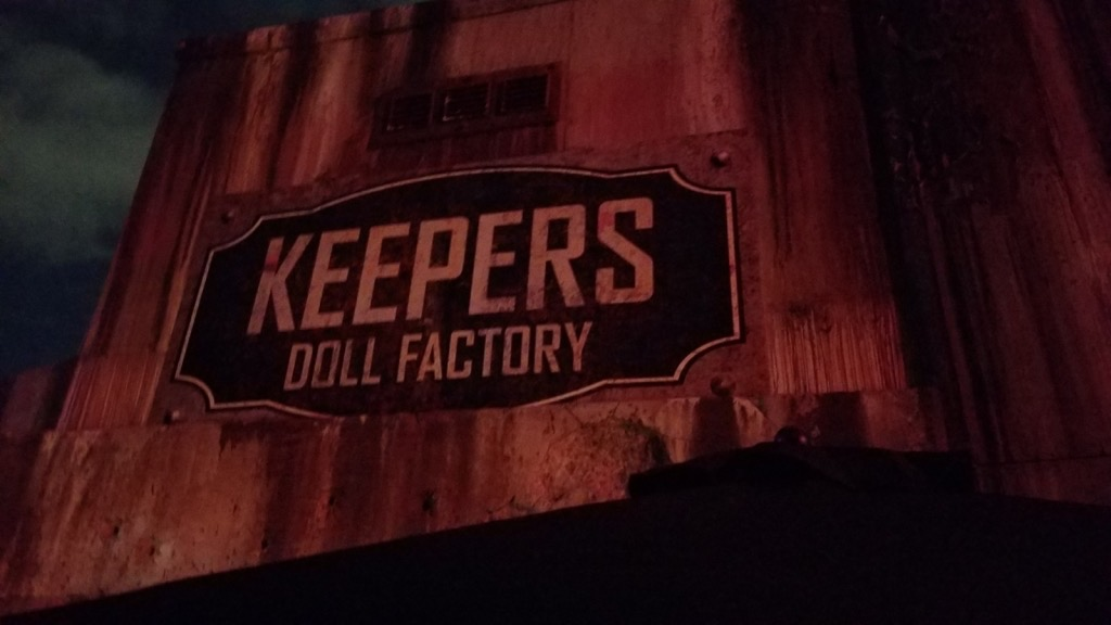 Keepers Doll Factory