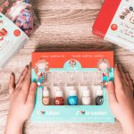 DIY nail colour creation kit