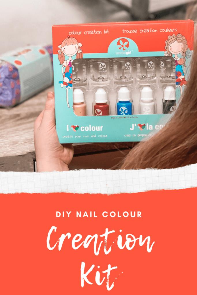 DIY Nail Colour Creation Kit