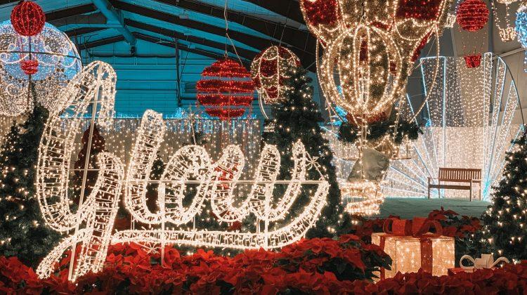 Christmas Glow lights up Abbotsford