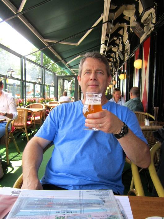 Rotterdam-Dave at De Ballentent