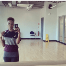 Dance Class at the Mardyke Gym