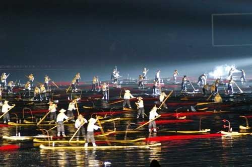 Liu Sanjie Light Show