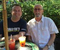 Ben and Greg - Cocktails