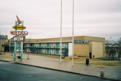 National Civil Rights Museum at the Lorraine Motel