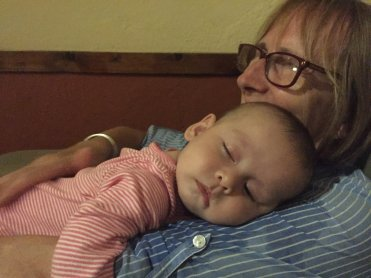 Grandma & Jessica