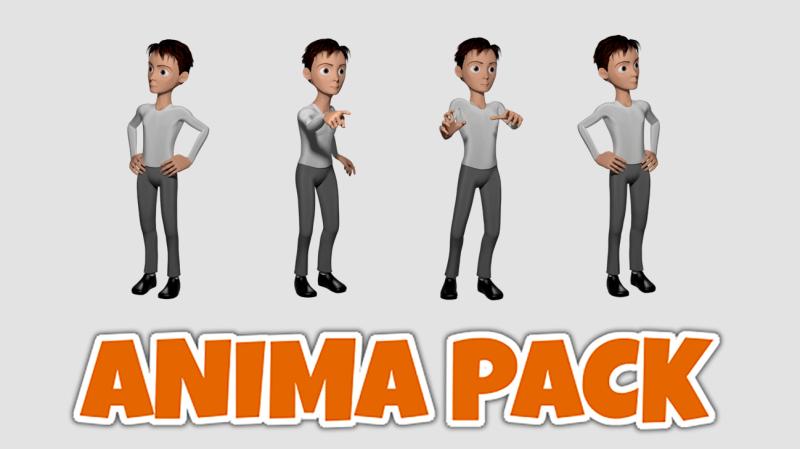 animapack